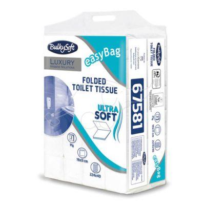 BulkySoft Bulk Excellence tualettpaber 2-kih, 224lehte/pakk