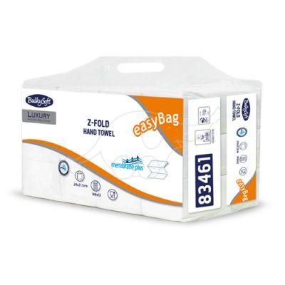 BulkySoft Z-fold Membrane Plus White Easy bag