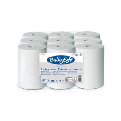 Bulkysoft Premium 2-ply 60m white roll