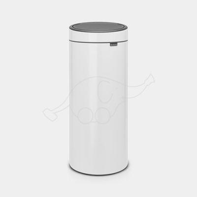 Brabantia waste bin 30L Touch Bin, White