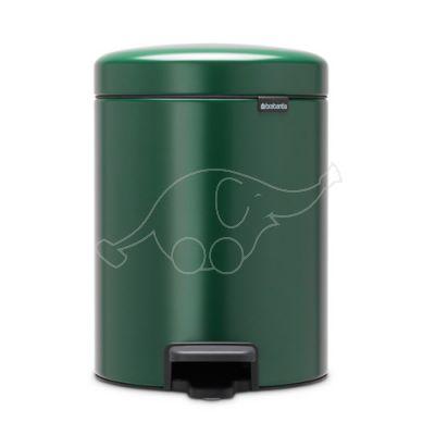 Brabantia waste bin 5L Newicon, pine green