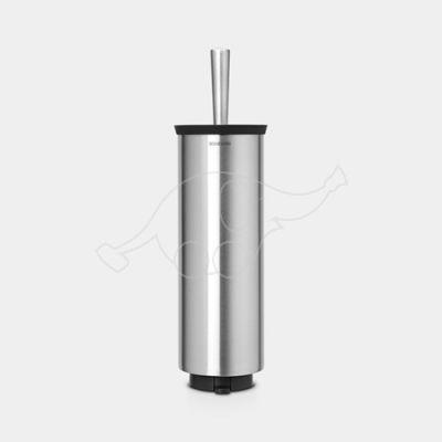 Brabantia toilet brush holder wallmounted, matt steel