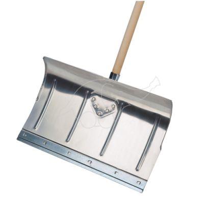 Snow shovel aluminium 500x340mm (handle CA02904)