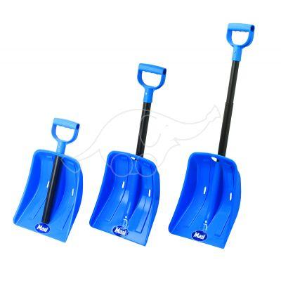 Masi Polar snow shovel 28cm telesc.handle for car