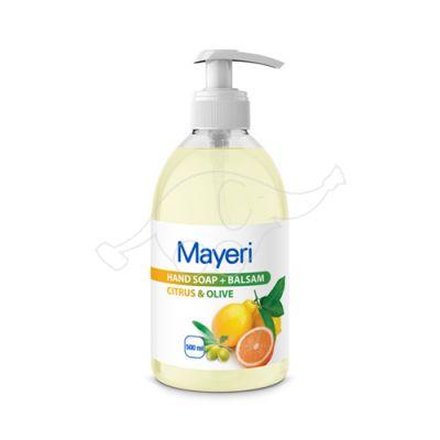 Liquid soap 500ml Citrus&Olive 500 ml Mayeri