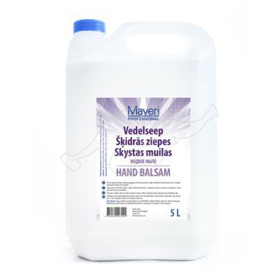 Liquid soap  with balsam 5l white