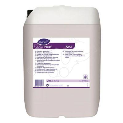 Impregneerimisaine Clax Proof 72A1, 20L