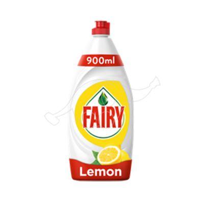Fairy nõudepesuaine 900ml sidrunilõhnaline