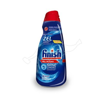 Finish All-in-1 Dishwasher gel        1L