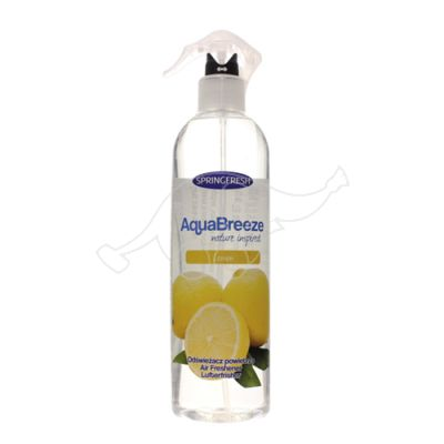 Springfresht air freshener 500ml lemon spray