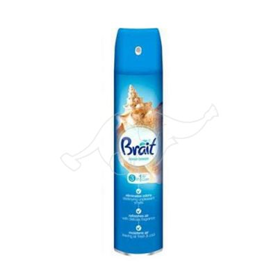 Brait air freshener 300ml Ocean aerosol