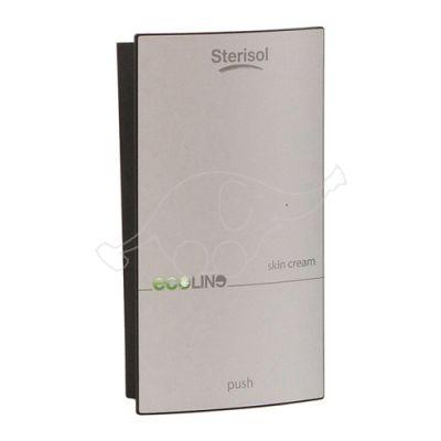 Sterisol Ecoline soap dispenser silver 0,375L