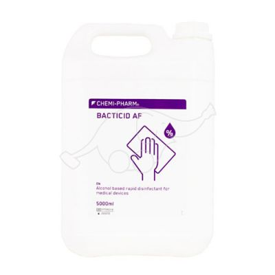 Bacticid AF 5L quick disinfection for surfaces Chemi-Pharm