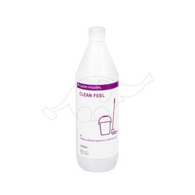 Clean Feel üldpuhastusaine 1L Chemi-Pharm
