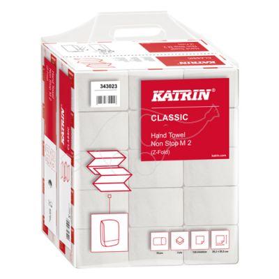 Katrin Classic Non Stop 2 Handtowel 2-ply HandyPack 135p