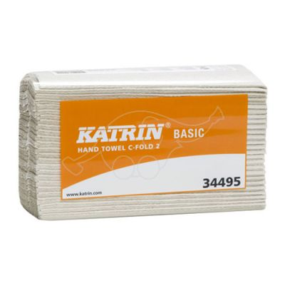 Katrin Basic C-voldik 2 2x lehträtik 125tk