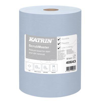 Katrin ScrubMaster 1-ply 144,4m blue