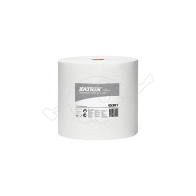 katrin Plus L2 1000 2-ply indust.roll wh