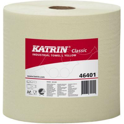 Katrin Classic L 1x rullrätik kollane 470m