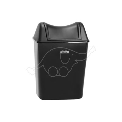 Katrin dustbin 8L black