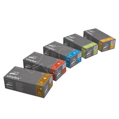 Vinüülkinnas Vinylex puudrivaba XL 100tk/pk