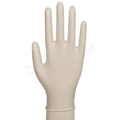 Exam.glove stretch vinyl pf white M