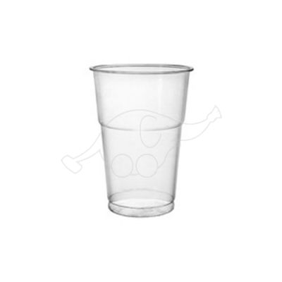 Joogitops ühek.plastmass 500ml 50tk/pakk