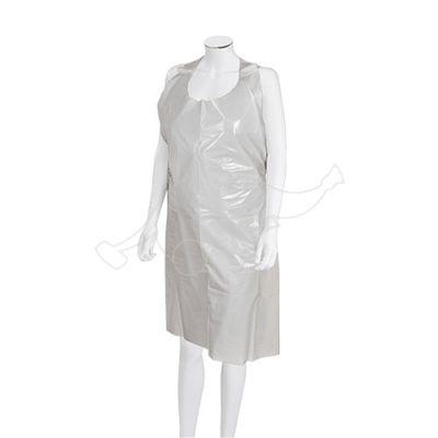 Disposable apron, white 30my