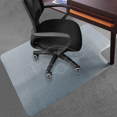 Chairmat for carpet 100x120cm