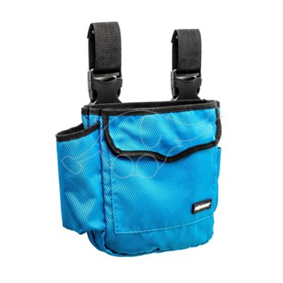 Moerman side kit pouch, blue (belt code MO17834)
