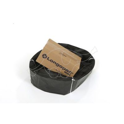 Longopac Bag Cassette Mini Odor-Control black 5x55