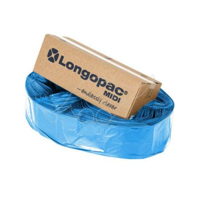 Prügikott Longopac Midi  Standard 85m sinine