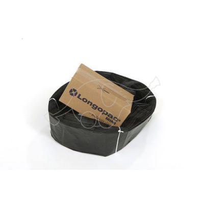 Longopac Bag Casette Maxi Standard 110m, black
