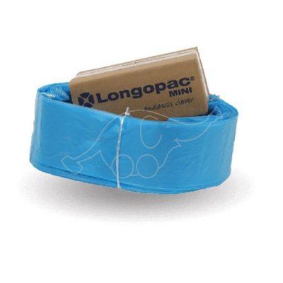 Longopac Bag Casette Maxi Blue Standard 110m