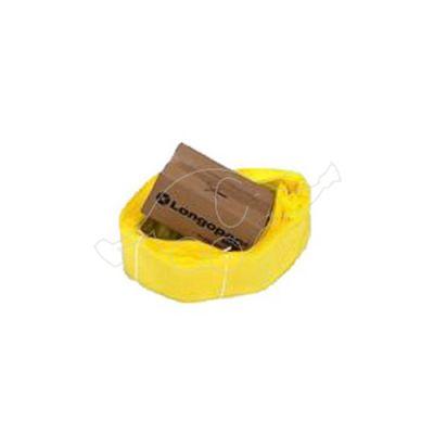 Longopac Bag Casette Midi Standard 85m yellow