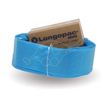Longopac Bag Casette Mini Standard blue 60m