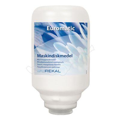 Rekal Euromatic 4kg pulber masinnõudepesuaine