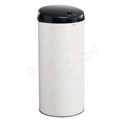 Dust bin with sensor  self-opening Sensitive 45L white Rossi