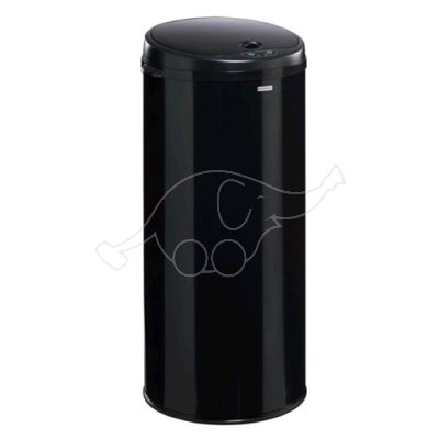 Dust bin with sensor  self-opening Sensitive 45L black Rossi
