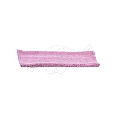 Sappax mikrokiud 33cm põrandarätik roosa