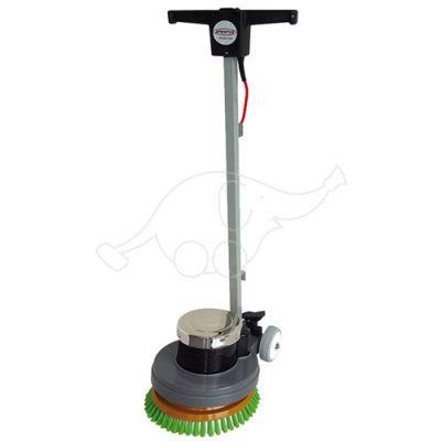 Sprintus EEM 13R põrandahooldusmasin+tarvikud