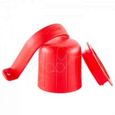 SprayWash tabletihoidik+seinakinnitus- punane