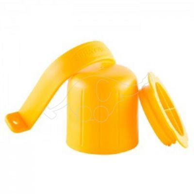 SprayWash tabletihoidik+seinakinnitus - kollane