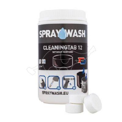 SprayWash puhastustabletid pH 12 - lõhnata 14tk/purk