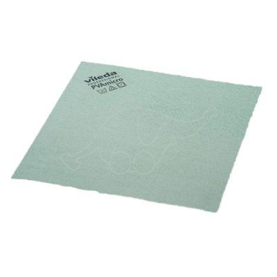 Vileda PVA Micro microfibre cloth green 38x35cm