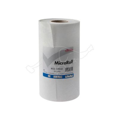 Vileda MicroRoll cloth white 35x25cm 200 pc/roll