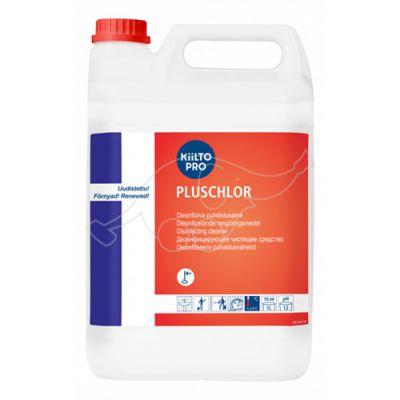 Kiilto Pluschlor 5L disinfecting cleaner