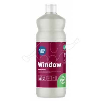 Kiilto Window cleaner 1L Cleaner for Glass Surfaces concentr