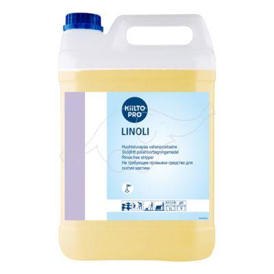 Kiilto Linoli 5L rinse-free stripper