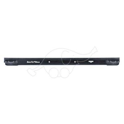 ErgoTec®-NINJA Aluminium Channel 45cm, w/Soft rubber